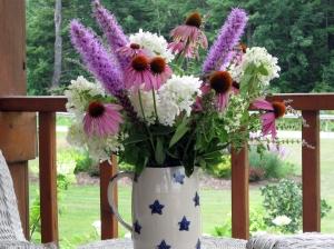 Herbal Flower Arrangement